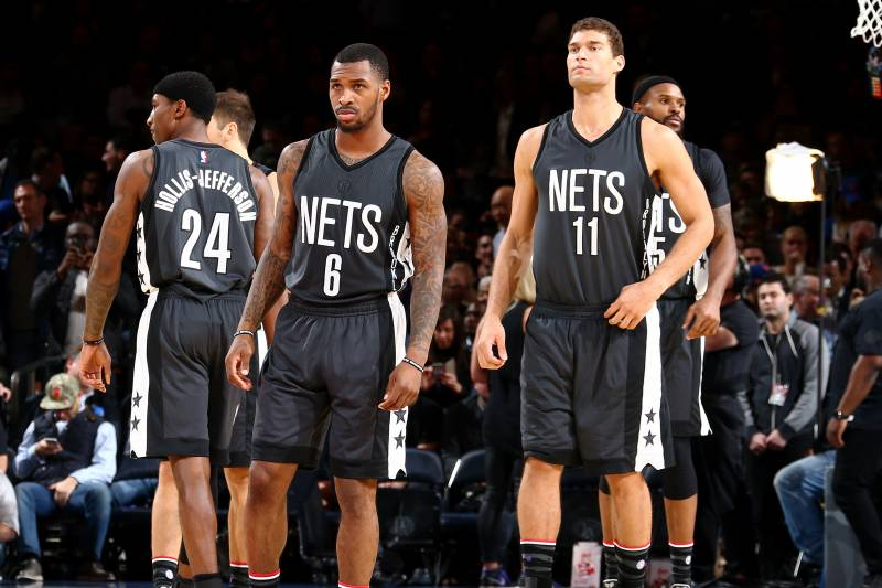 459e3549d49 Tuesday NBA Roundup  Brooklyn Nets  Process Is One We Can t Trust ...