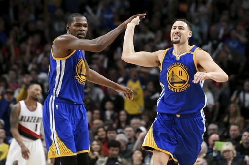 bbae6cc86bfd Golden State Warriors vs. Oklahoma City Thunder Betting Odds