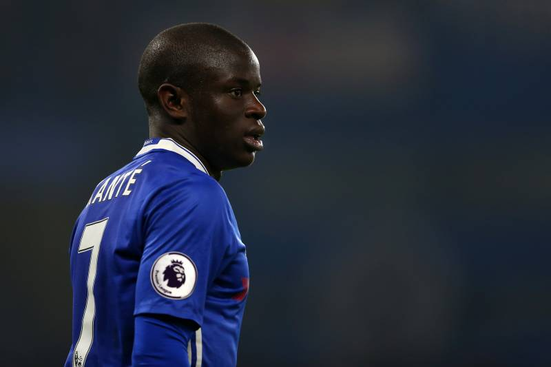 big sale df07a 8394f Chelsea's Quiet Man N'Golo Kante Would Be a Deserved PFA ...
