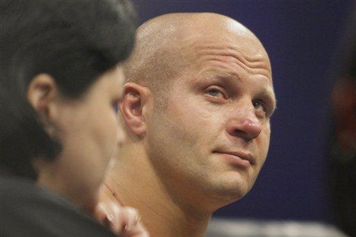 Fedor Emelianenko Dishes on Latest Round of Failed UFC Negotiations