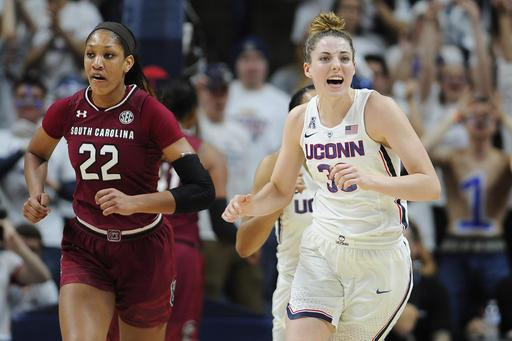 UConn Women's Basketball Team Records 100th Straight Win with Victory vs. USC