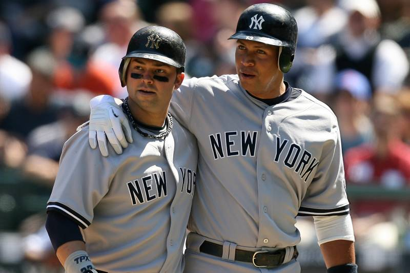 best sneakers f4130 0fc37 Alex Rodriguez, Nick Swisher to Serve as Yankees' Guest ...
