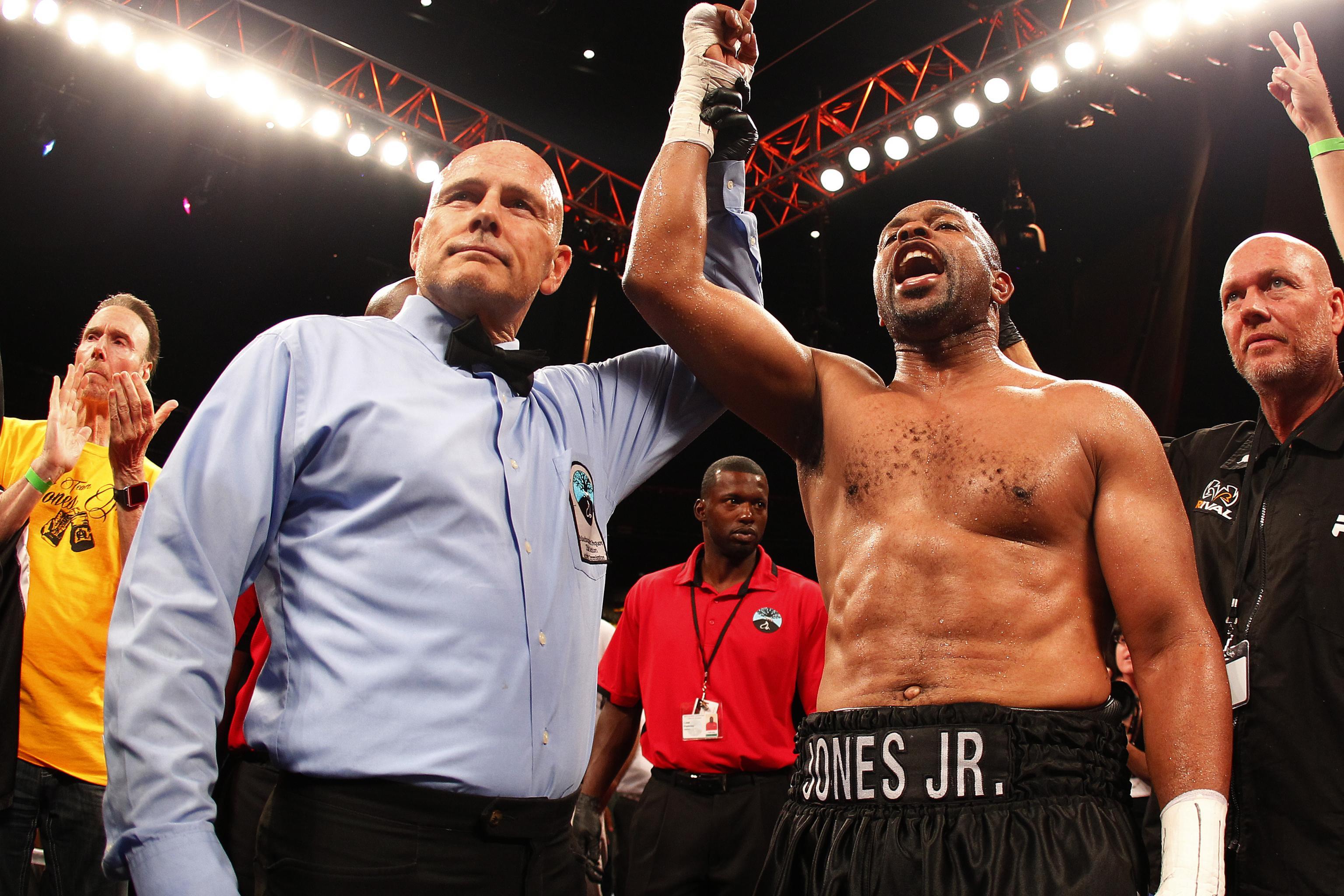 Roy Jones Jr. vs. Bobby Gunn: Fight Time, Date, TV Info and ...