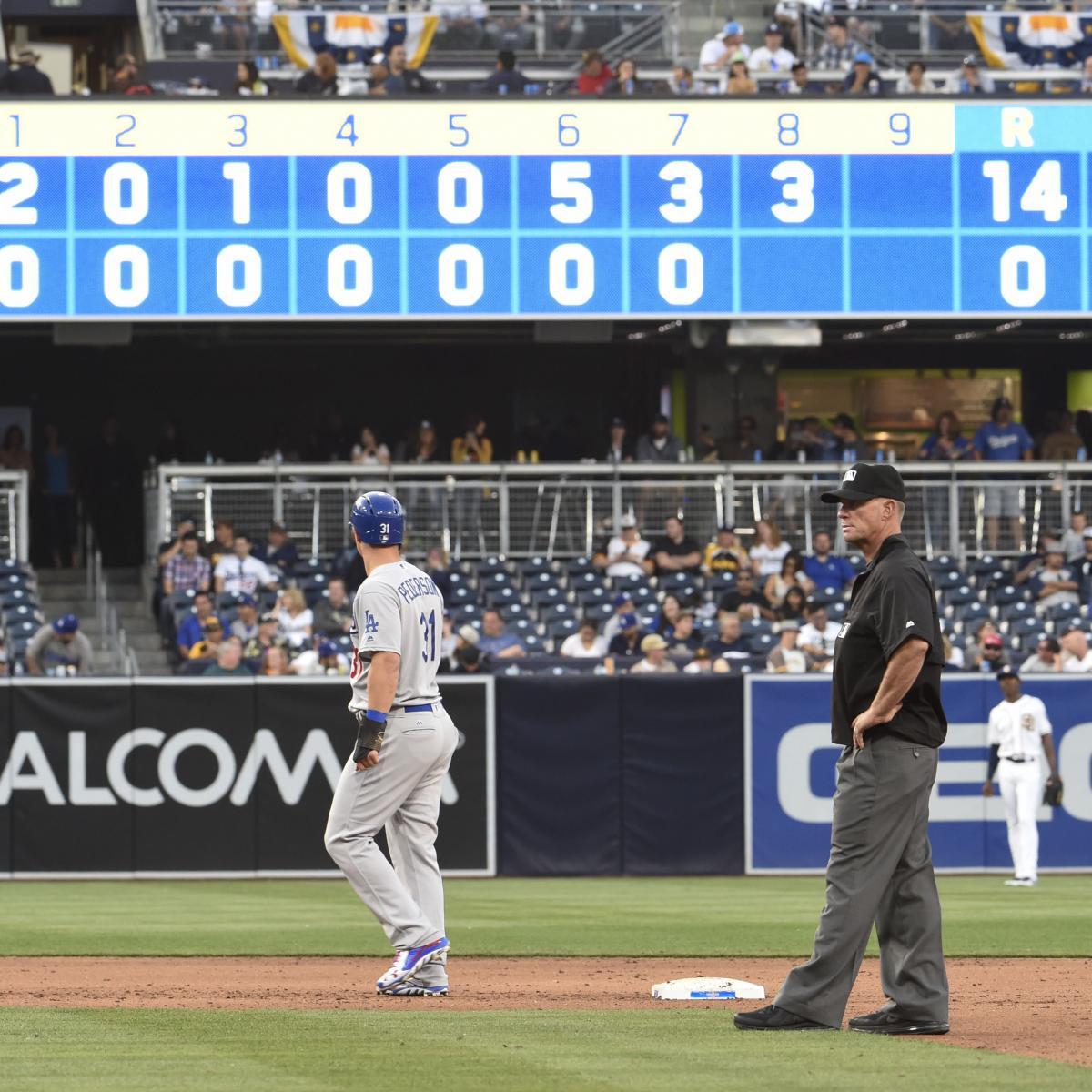 Innings Baseball