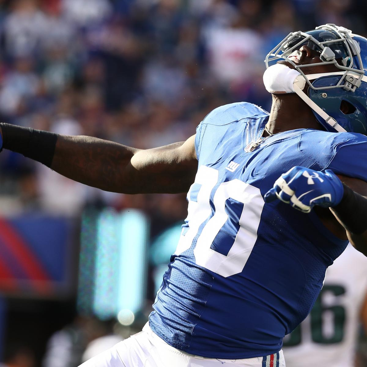 Jason Pierre Paul Nfl Contract: NFL Free Agency 2017: Handicapping Jason Pierre-Paul