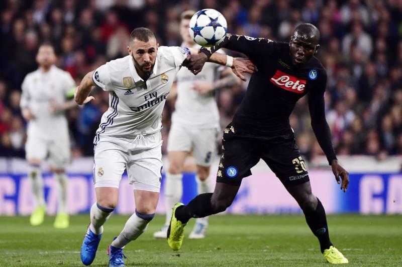 94441af21f4 Real Madrid vs. Napoli  Score