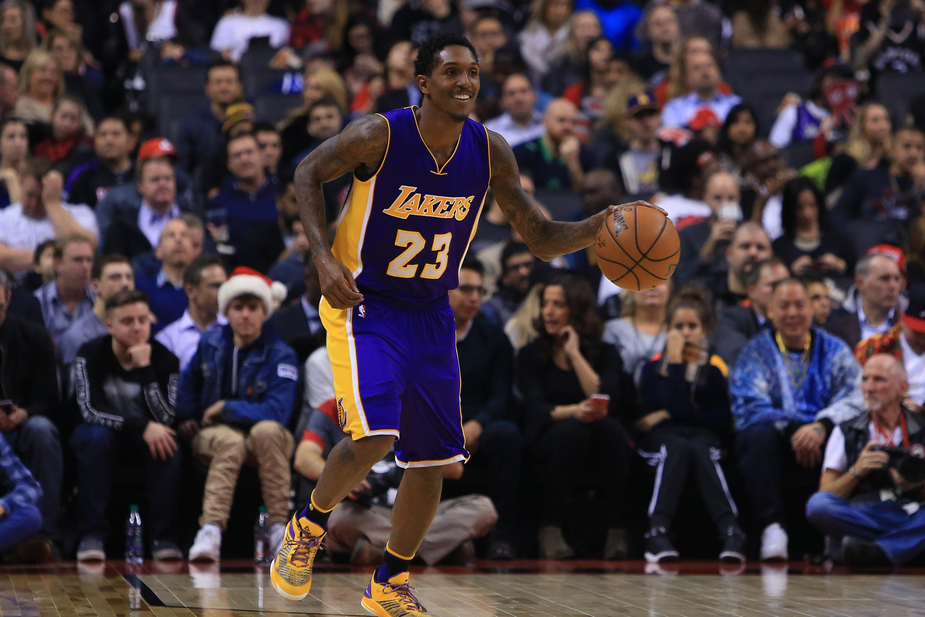 sports shoes 7f16f 5e9bf Lou Williams Traded to Rockets; Lakers Receive Corey Brewer ...