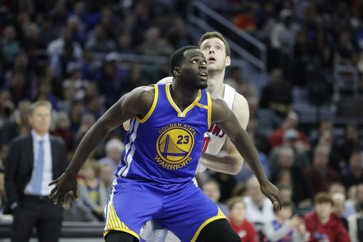 Draymond Green Leader For Defensive Player Of Year Award