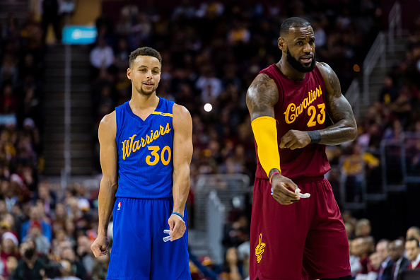 c8a7a193f53e LeBron James Says He Doesn t Have Rivalry with Stephen Curry ...