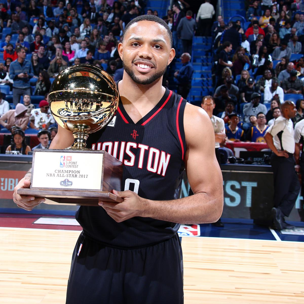 Eric Gordon Wins 2017 NBA 3-Point Contest: Scores, Highlights and Reaction | Bleacher Report ...