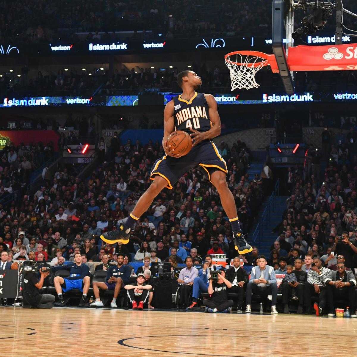 Dunk Contest 2017: Glenn Robinson III Wins 2017 NBA Slam Dunk Contest: Where