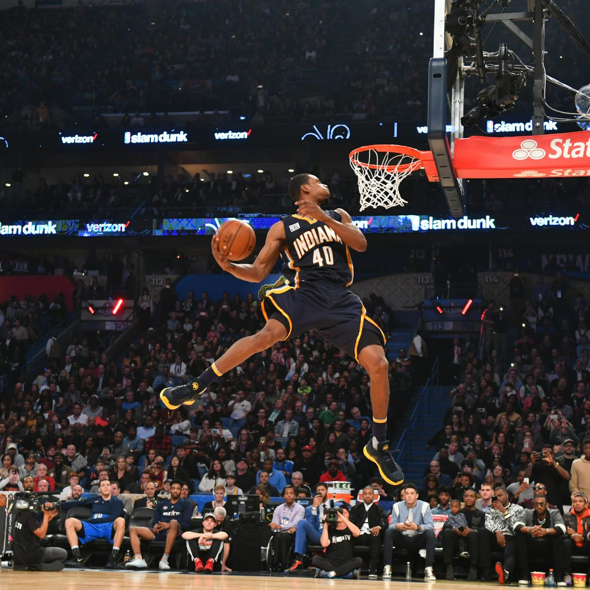 NBA Slam Dunk Contest 2017: Winner, Highlights, Scores And
