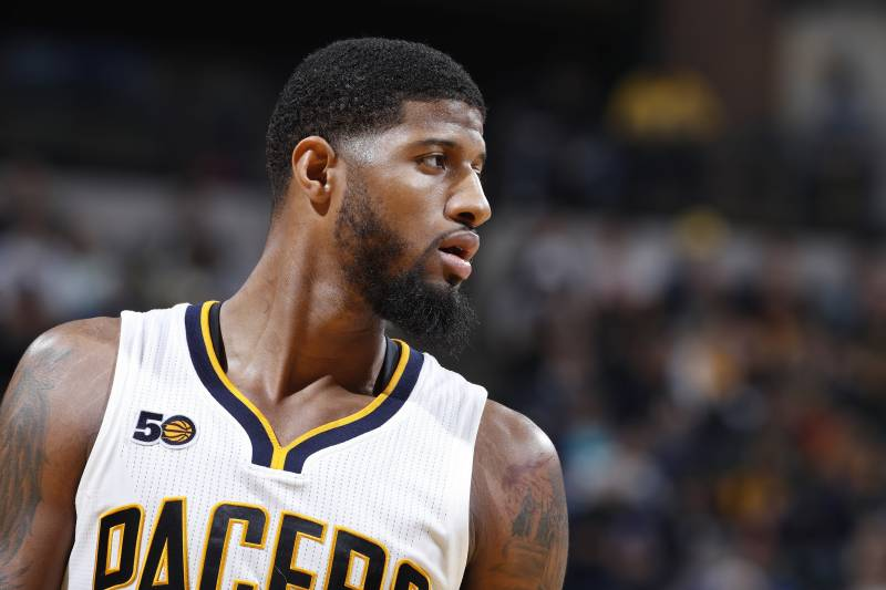 b3bdcbf9209 Paul George Trade Reportedly Explored by Pelicans Amid DeMarcus ...