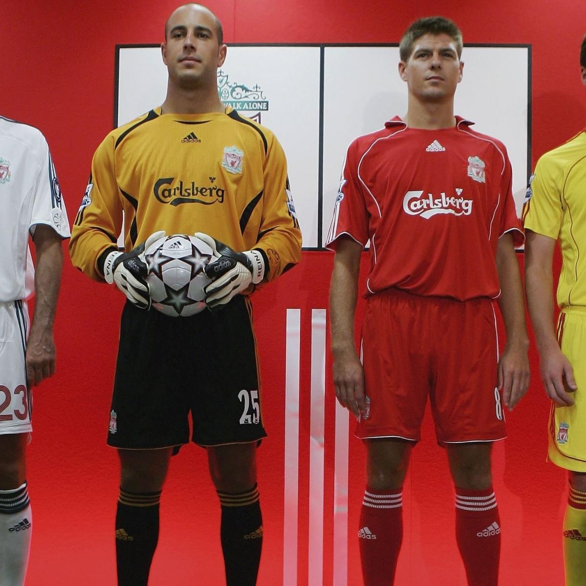3fcee6bd8 Ranking Liverpool s Change Kits During the Premier League Era ...