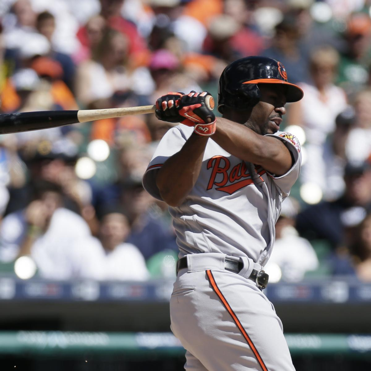 Michael Bourn Re-Signs With Orioles: Latest Contract