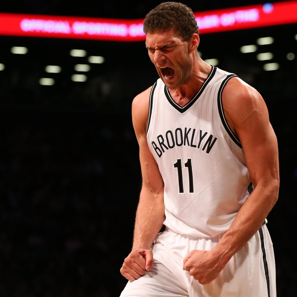 Pacers Reportedly Showing Interest in Brook Lopez Trade  2da115d82