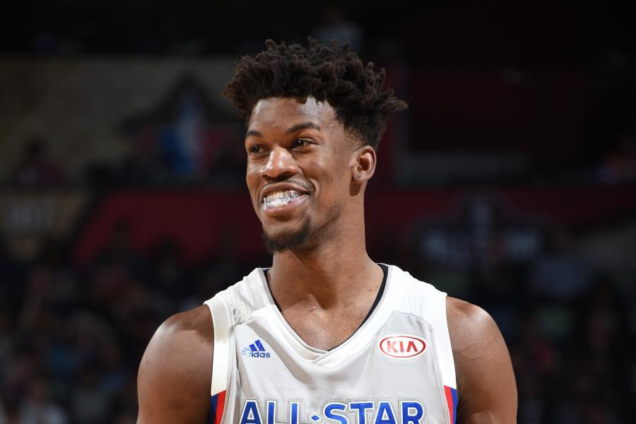 NBA All-Star Weekend Buzz  Will Boston Celtics Finally Pounce on Jimmy  Butler   01cb0eebc