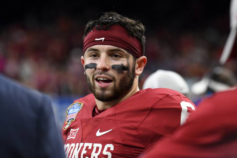 0a1d26ce6 Baker Mayfield Arrested for Public Intoxication