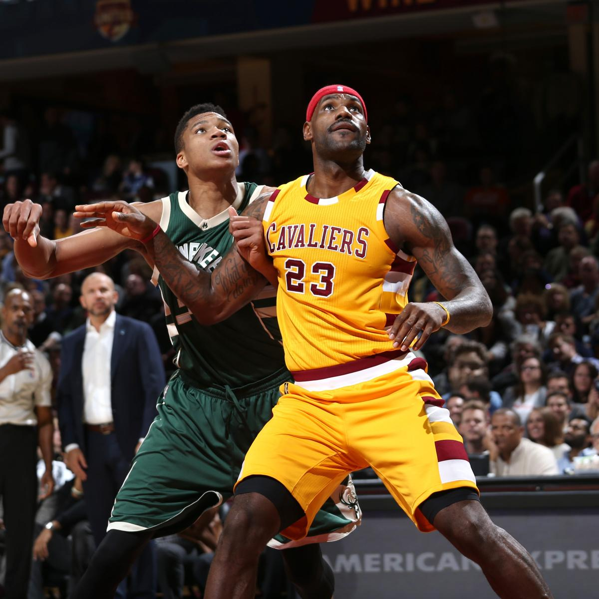 1a29cd8a9 22-Year-Old Giannis Antetokounmpo Looks a Lot Like a Young LeBron James