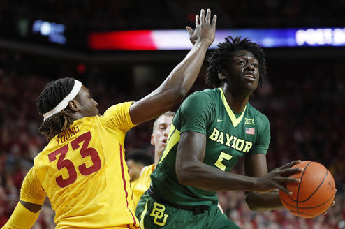 Baylor vs iowa state score and reaction from 2017 regular season iowa state score and reaction from 2017 regular season bleacher report latest news videos and highlights publicscrutiny Gallery