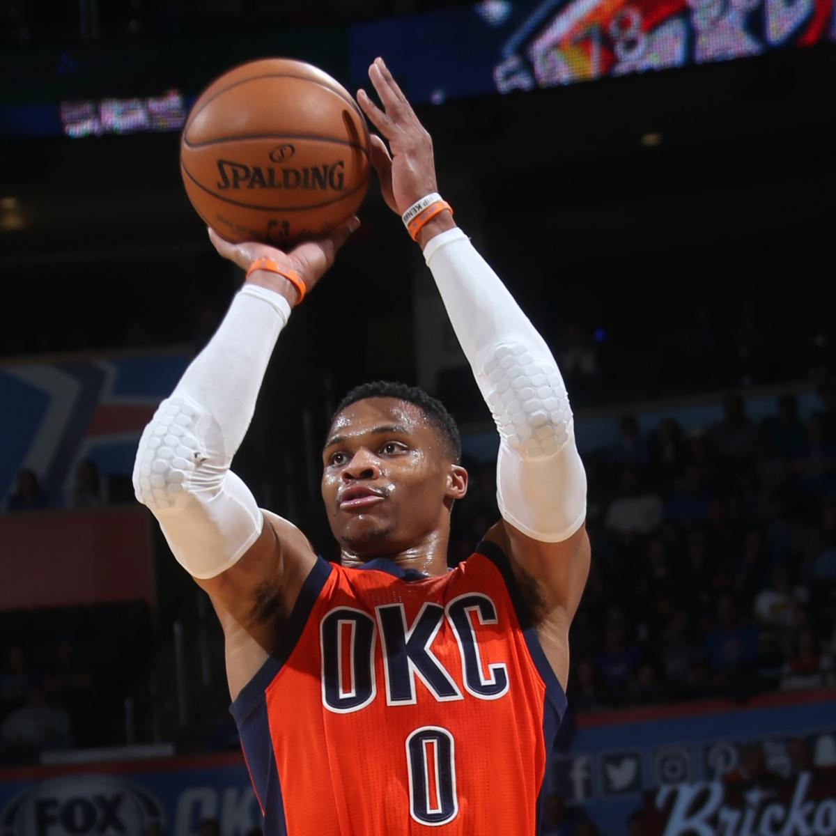 Russell Westbrook On Being Hit By Young Nuggets Fan Fans: Russell Westbrook Posterizes DeMarcus Cousins With Wild