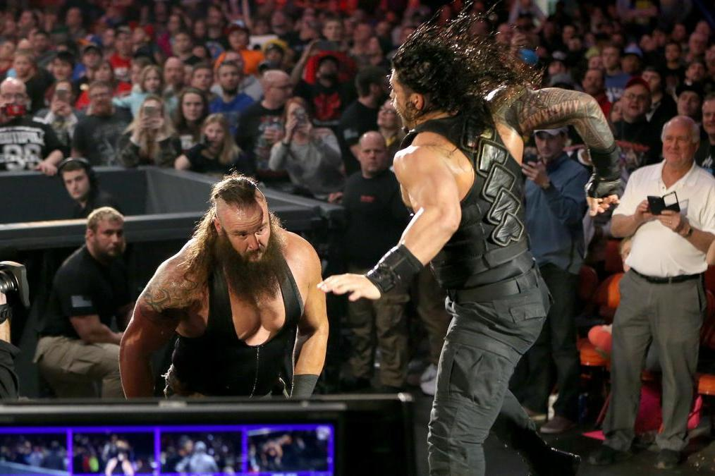 WWE Fastlane 2017 Results: Twitter Reacts to Top Stars