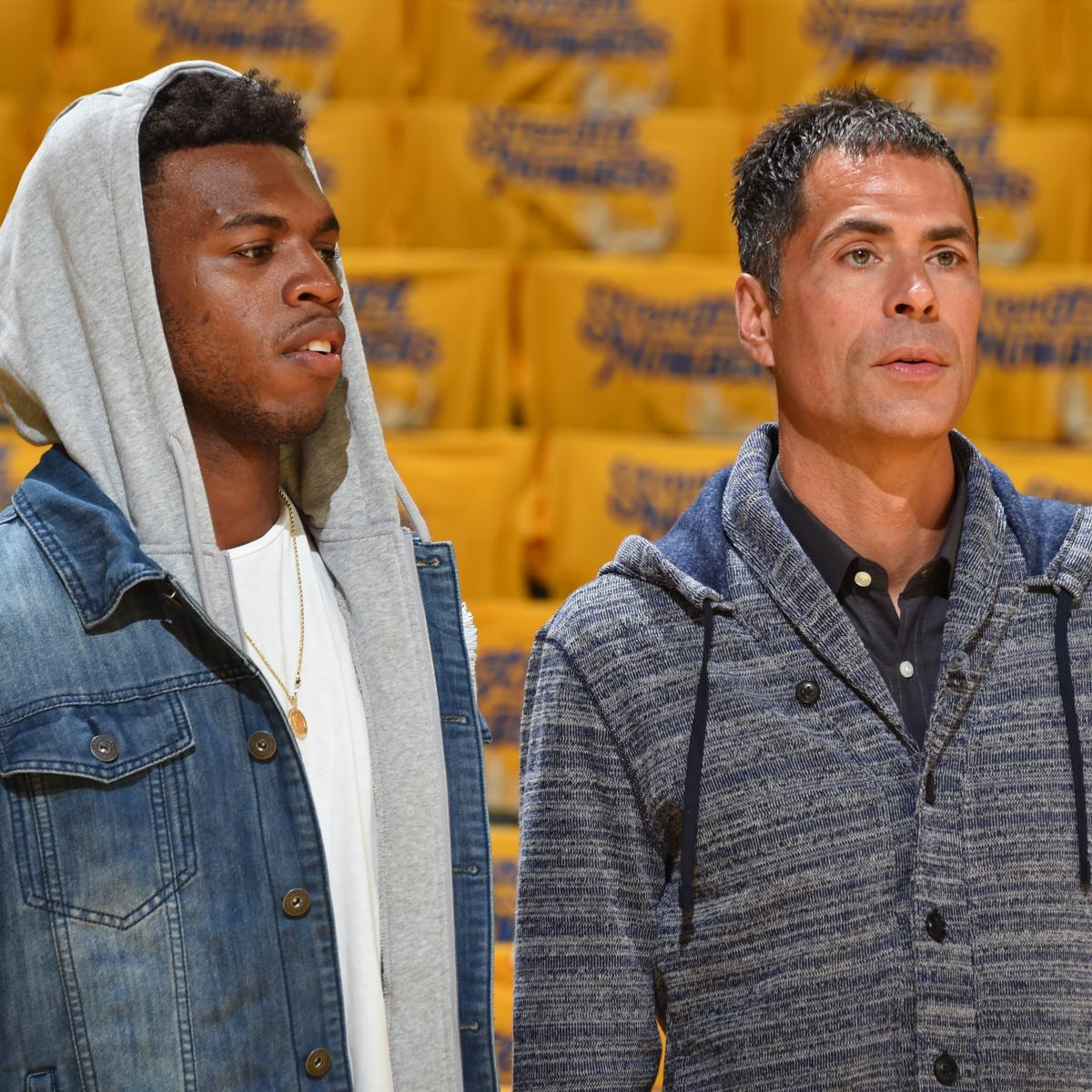 Agent Rob Pelinka Is A Shrewd Gamble For Los Angeles