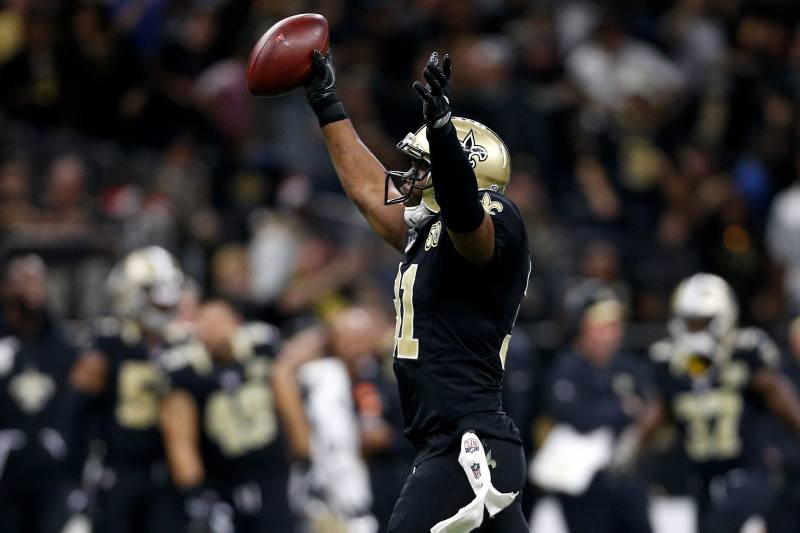 huge selection of d71f3 44296 Jairus Byrd Reportedly to Be Released by Saints on 1st Day ...