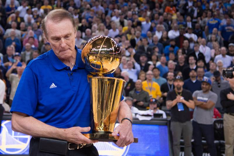 e0603d3cb6f5 Rick Barry Says Warriors Won t Win Championship If Kevin Durant Is ...