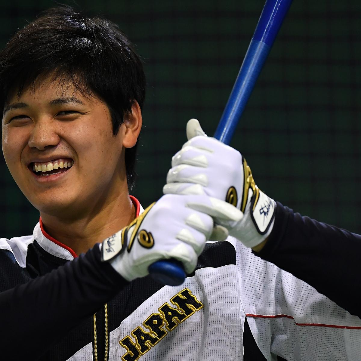 Shohei Ohtani: The 'Best Baseball Player in the World' Isn't in MLB...Yet |  Bleacher Report | Latest News, Videos and Highlights