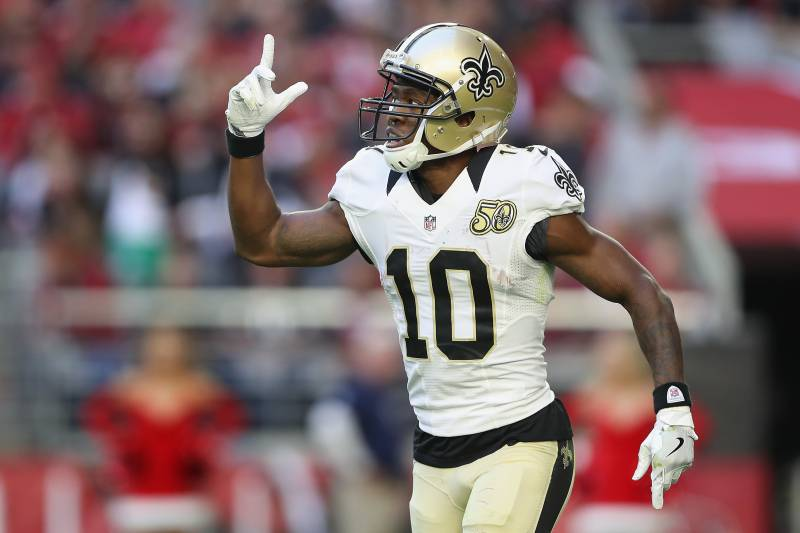 new product d72d0 243c3 Brandin Cooks Trade Rumors: Patriots Offered 1st-Round Draft ...