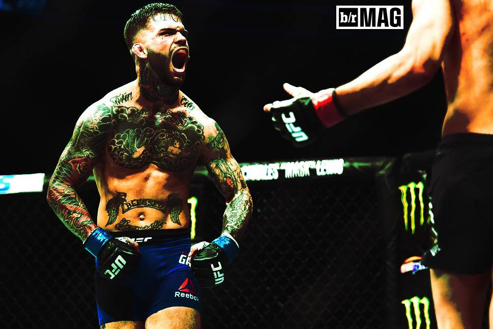 ed00422b9 Cody Garbrandt Is Living the Dream  How UFC s New Stud Got His Superpower