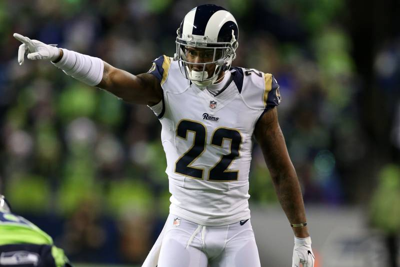 f24ecbc30ce Rams Reportedly Discussing Trumaine Johnson Trade with Multiple ...