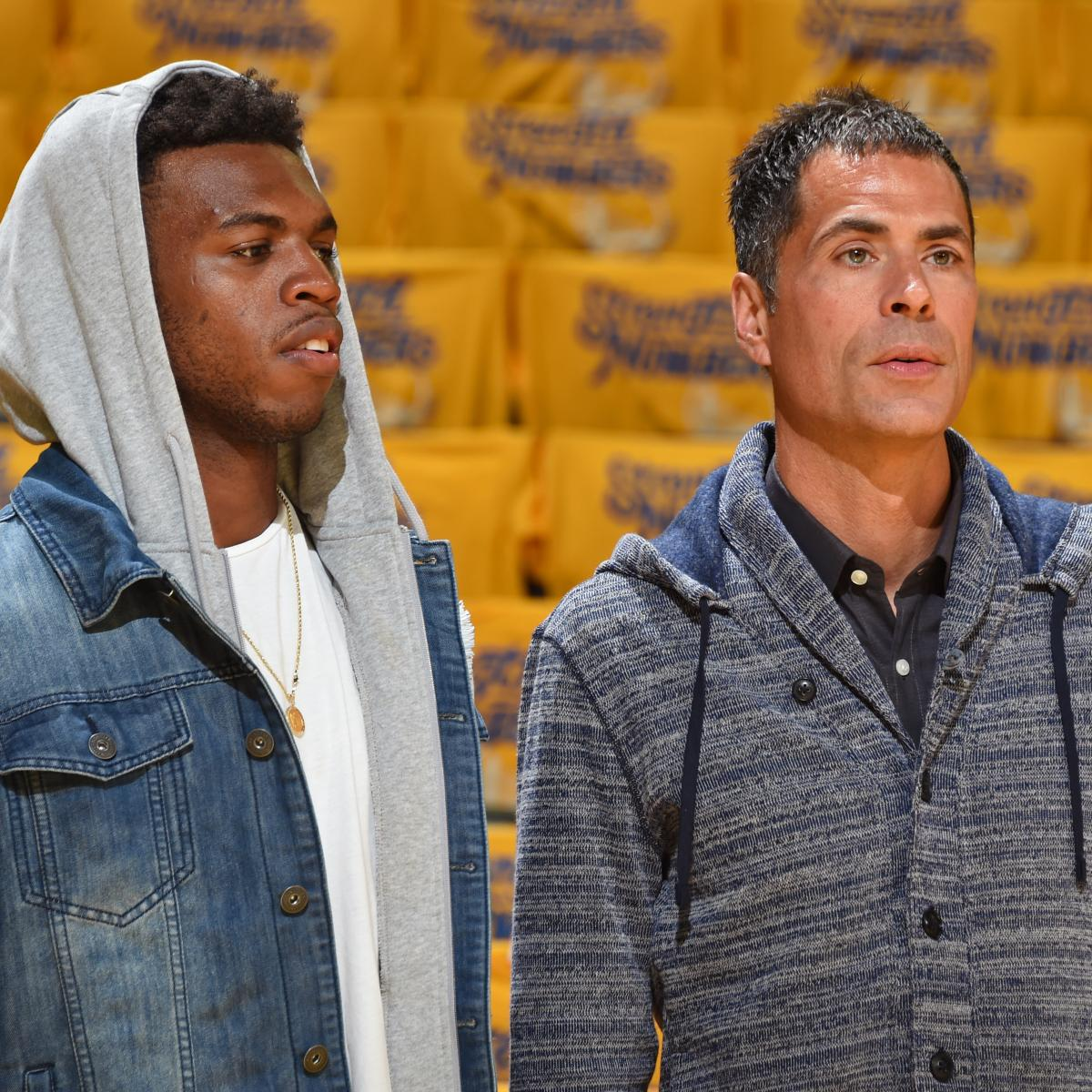 Rob Pelinka Officially Announced as Los Angeles Lakers GM