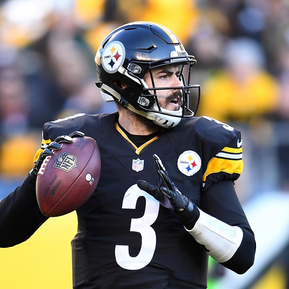 Pittsburgh Steelers Mike Tomlin S New Contract Ushers In: Steelers, Landry Jones Agree To 2-Year Contract
