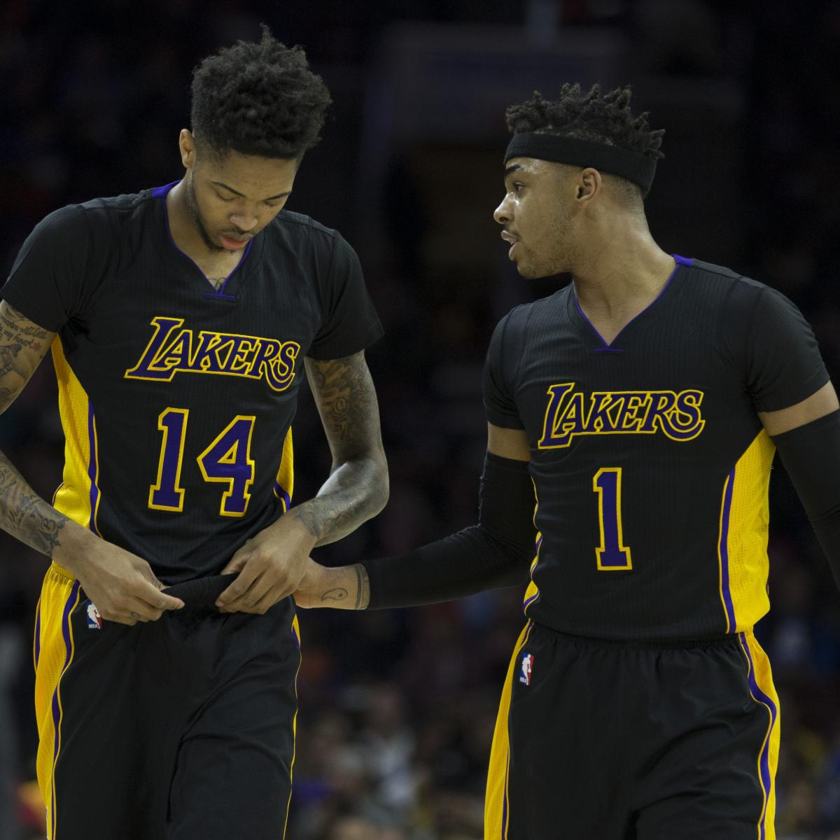 624eb2cb9273 Will Any of the L.A. Lakers  Young Players Emerge as a Star ...