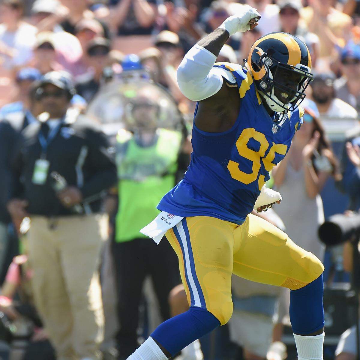 Rams Trade William Hayes to Dolphins for 2017 6th-Round Draft Pick ... f4b72d491