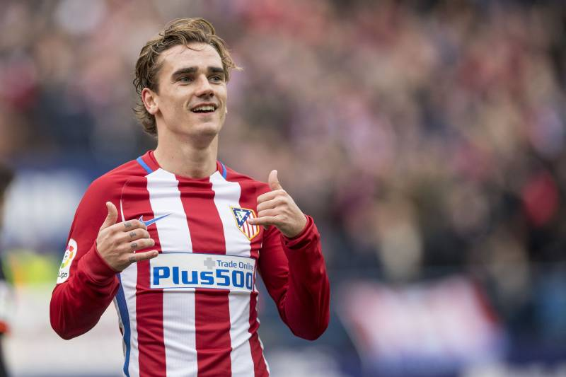 9a67f11b0 Manchester United Transfer News  Antoine Griezmann Content to Stay ...