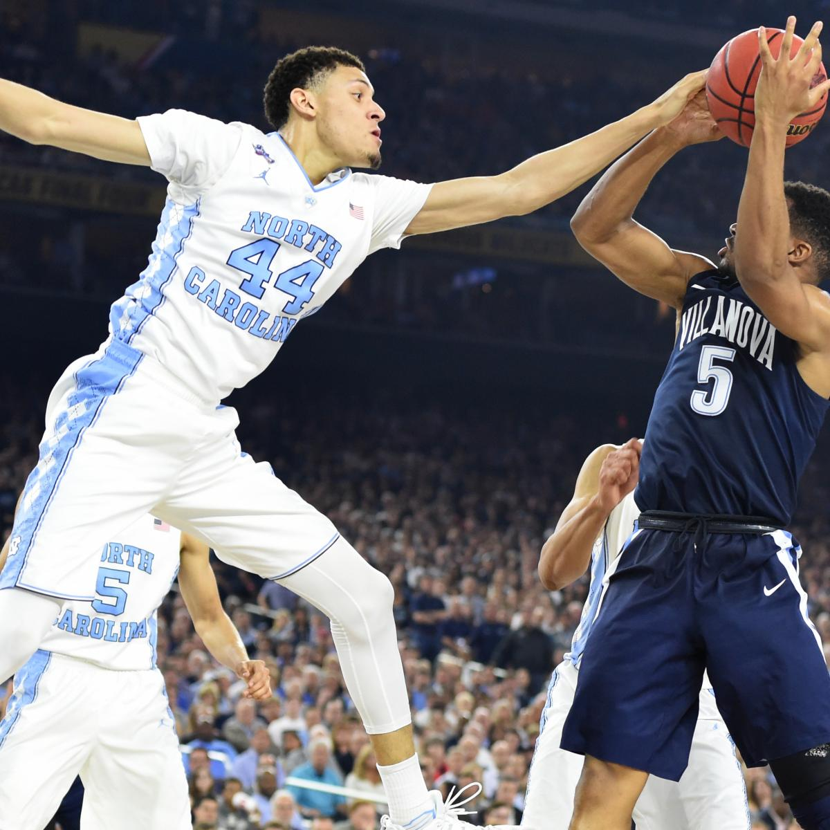 NCAA Tournament 2017: B/R's Odds For Every Team To Win The