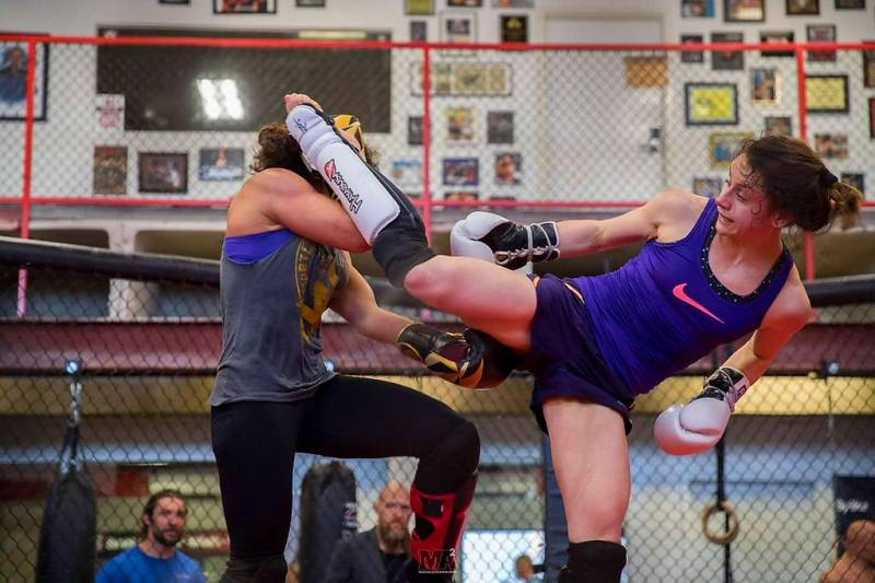 Amateur MMA Fighter Fee Chrystall Opens Up on Battle with