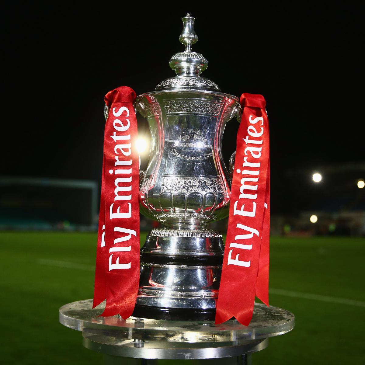 Fa Cup Fixtures Draw