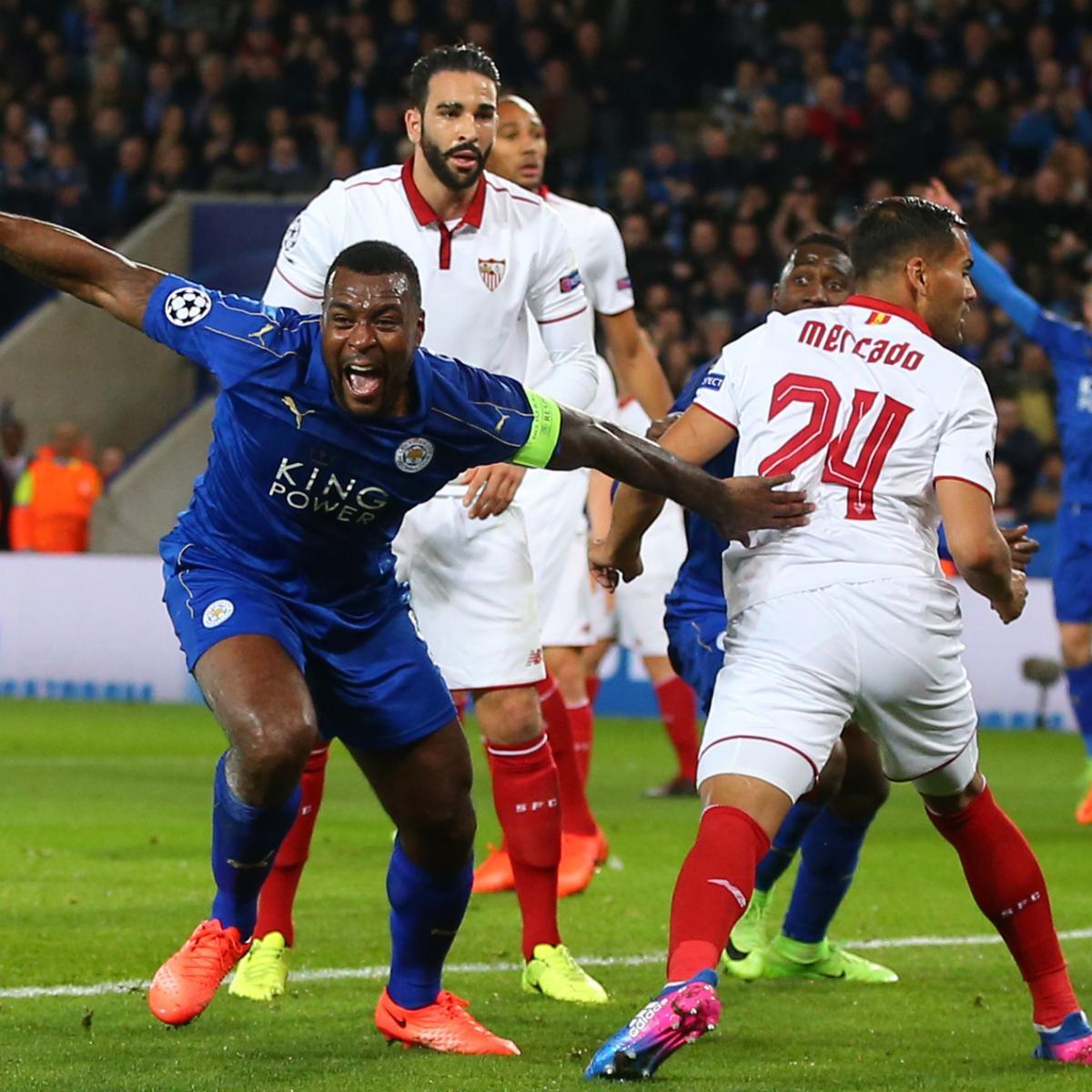 Leicester Vs Sevilla