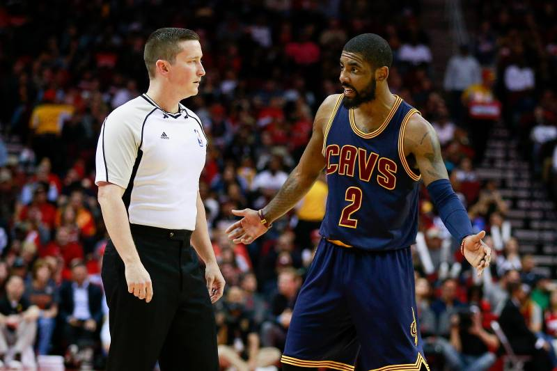 504f40d73f5 Kyrie Irving Discusses Controversy Surrounding His Flat Earth ...