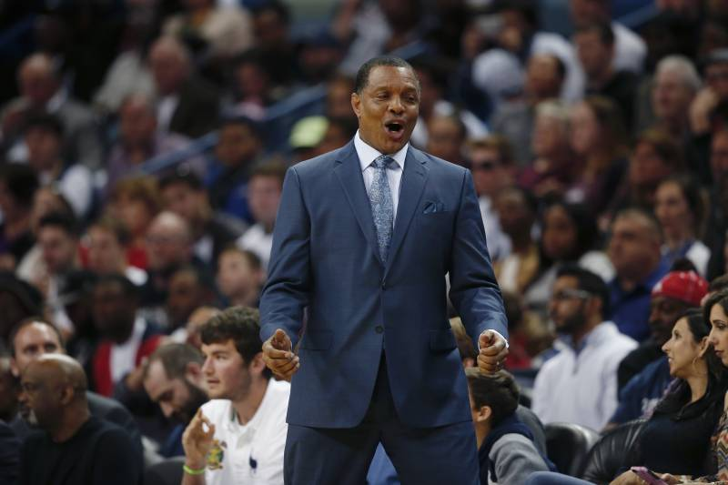 Alvin Gentry Rumors Pelicans Must Show Significant