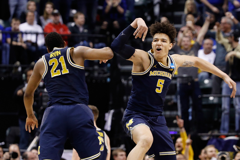 March Madness 2017: Sweet 16 Bracket and Final Four Predictions