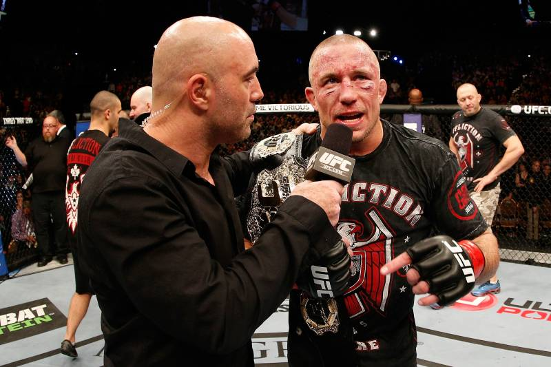 The Question: From GSP to Pickett, Why Are MMA Retirements so Hard