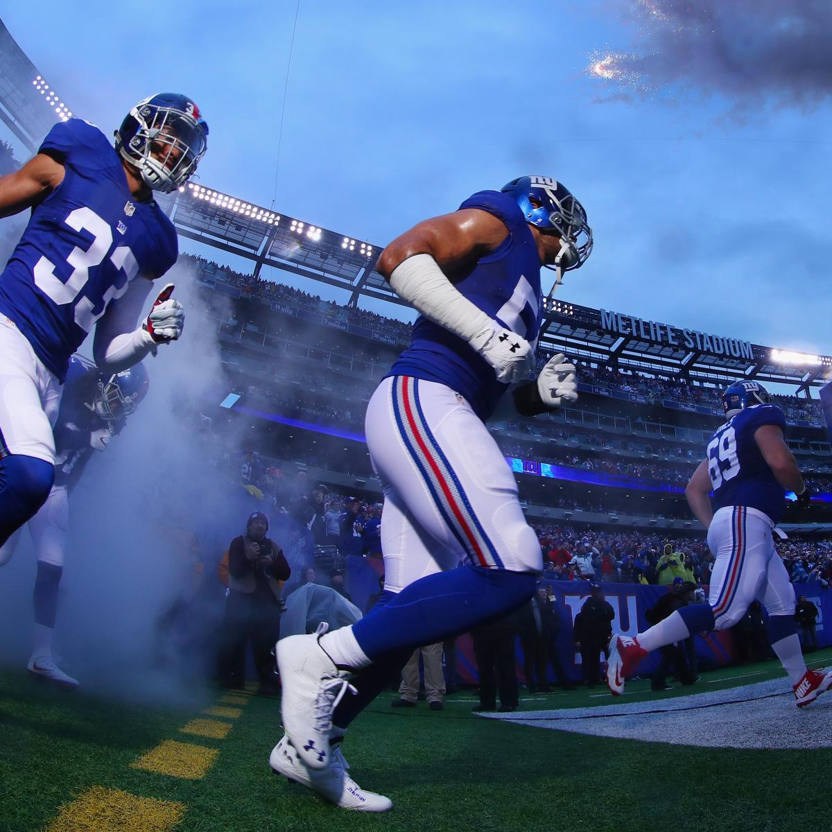 Deadspin On Twitter Report Giants Defensive End Jason: Predicting New York Giants' 2017 Starters After 1st Wave