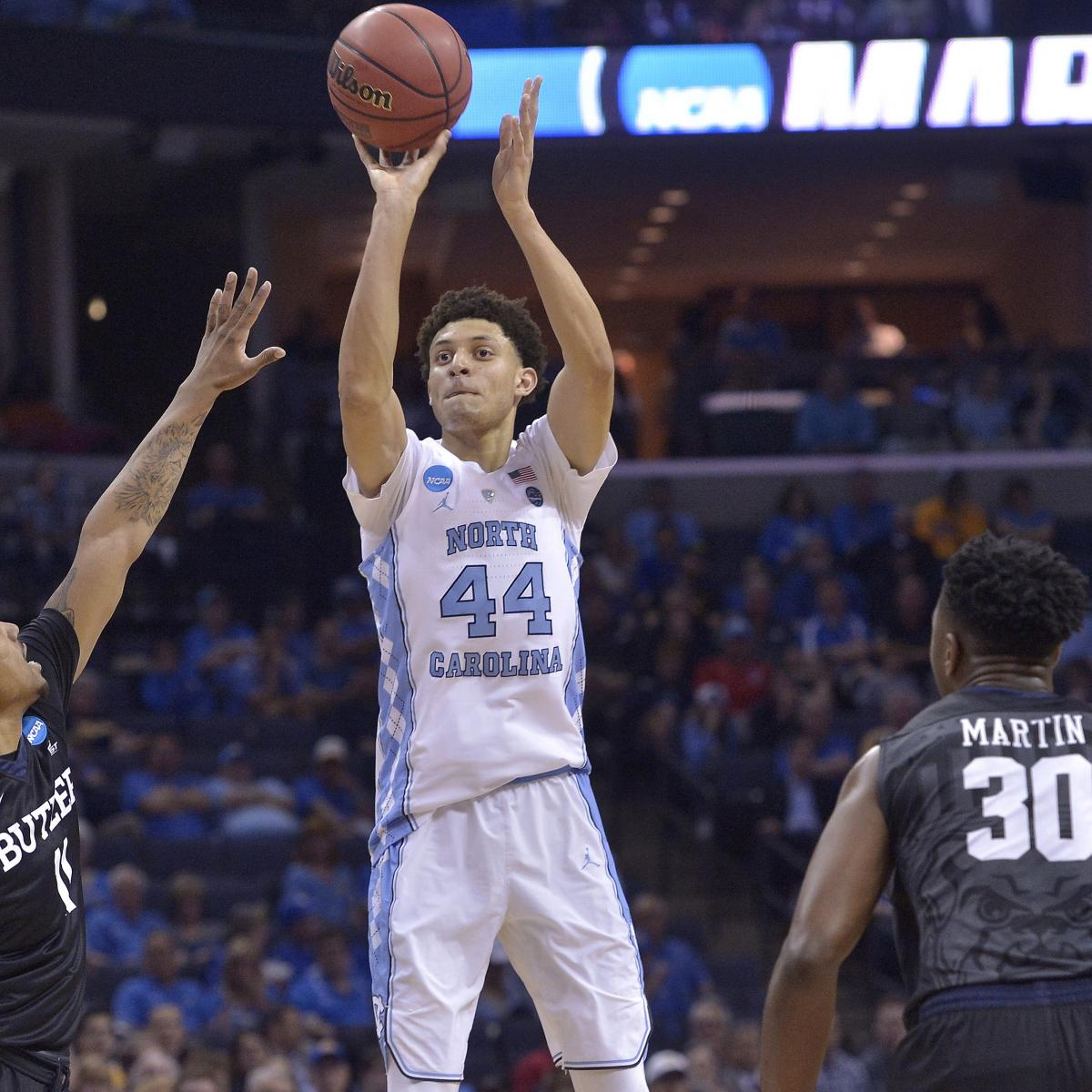 NCAA Tournament 2017: Friday's Sweet 16 Scores, Updated ...