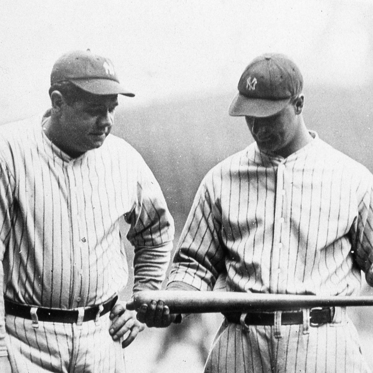 online retailer 5617c 35a7b Ranking the 25 Best Baseball Players of All Time   Bleacher Report   Latest  News, Videos and Highlights