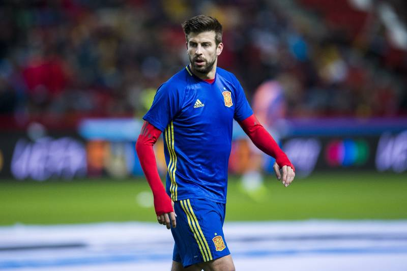 982b9a406ee Why  Cachondo  Gerard Pique Is Such a Hate Figure Among Spain s ...